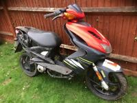 Yamaha aerox 50cc moped spares or repairs