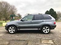 BMW X5 - 12 MONTH MOT - 4 NEW TYRES - XENONS - SAT NAV