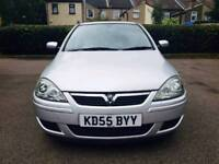 Vauxhall Corsa 1.4 i 16v Design 5dr (a/c) GENUINE LOW MILEAGE, AUTOMATIC 1 OWNER