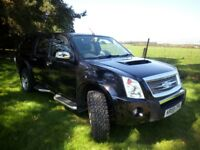 Isuzu rodeo dmax LE, 3.0L, manual, No v.a.t