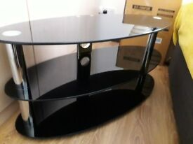 TELEVISION STAND UNIT GLASS