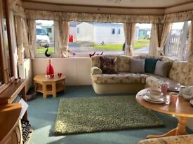 Disabled Spec Static Caravan For Sale 2018 SITE FEES INCLUDED Morecambe 12 Month Season North West