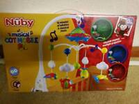 Nuby musical mobile Brand new