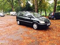 ZAFIRA 2003/1.8 EXCELLENT CONDITION/7 SEATER/FULL SERVICE/1 OWNER/HPI CLEAR/RUNS GREAT