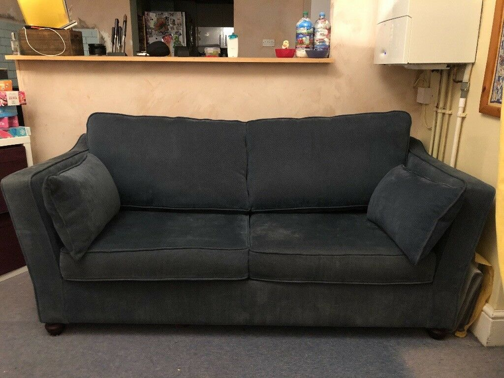 Willow Hall 3 Seater Sofa Bed Good Condition Sprung Mattress 350 In Cheltenham Gloucestershire Gumtree