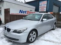 BMW 5 Series 2.0 520d SE Business Edition 4dr