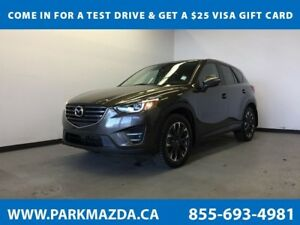 2016 Mazda CX-5 GT AWD - Bluetooth, Available NAV, Backup Cam, H