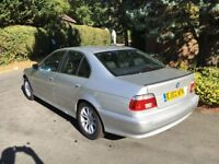 BMW 525i Se Automatic - 1 0wner - full service hustory