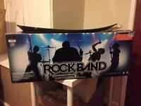 Rock Band Instrument Edition PS3 with game and the Beatles edition