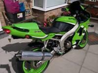 2002 Kawasaki-ZX6R 636 *Low Mileage*