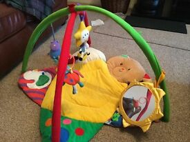 Activity play baby mat Early learning centre