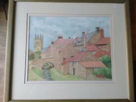 Painting of Helmsley