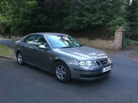 Saab 9-5 exc condition, 2 owners from new