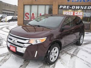 2012 Ford Edge SEL/AWD/NAVIGATION/LEATHER/SUNROOF