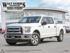 2016 Ford F-150 XLT: ONE OWNER, 6 PASSENGER SEATING