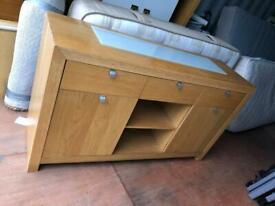 Livingroom spacious cabinet