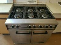 Catering cooker