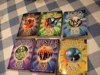 6 GARTH NIX BOOKS