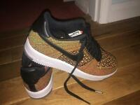 Nike Air Force flyknits