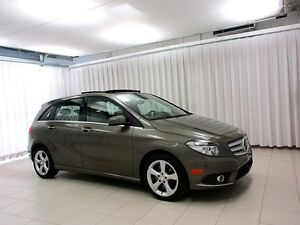2014 Mercedes-Benz B-Class B250 TURBO w/ PANO ROOF, HEATED SEATS