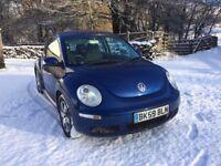 2009 Volkswagen Beetle 1.6 Luna