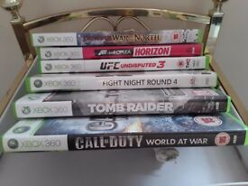 Bundle Xbox 360 games.