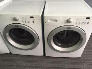FRIGIDAIRE AFFINITY DEEP CLEAN Laveuse Secheuse Frontales Frontload Washer Dryer