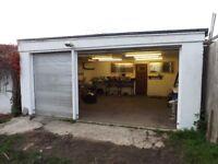 Motorbike Garage space for rent