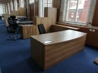 ***Elegance Executive Office Furniture Range - From £230.00+VAT*** All prices in description