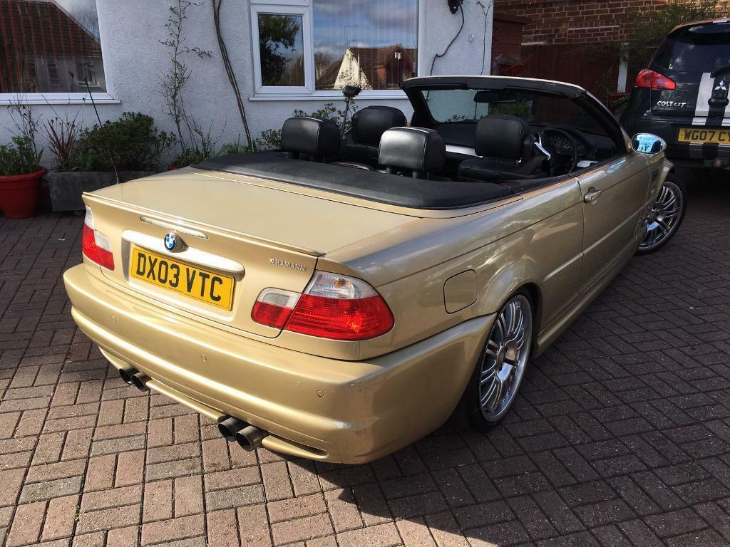 bmw e46 318ci needs engine repair in moseley west. Black Bedroom Furniture Sets. Home Design Ideas