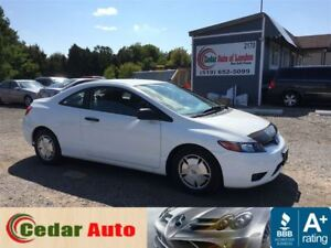 2008 Honda Civic DX-G - Managers Special - Free Winter Tire Pack