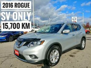 2016 Nissan Rogue SV  FREE Delivery