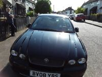 08 face lift jaguar diesel
