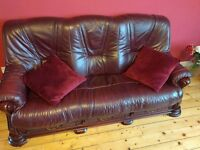 Couch / Sofa: 3 seater + 2 seater (Delivery Possible)