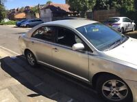 TOYOTA AVENSIS 2006 D4D 2.2 DIESEL , PERFECT RUNNER , GOOD CONDITION , MOT TAXED AND INSURED