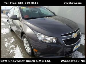2011 Chevrolet Cruze LT Turbo Automatic - $8/Day