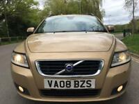 Volvo v50 2008 petrol 1.8 manual