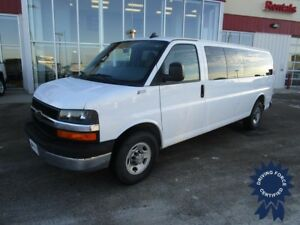 2016 Chevrolet Express Passenger G3500 1LT 15 Person Seating