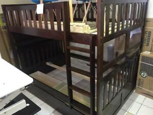 Bunk Bed Double over Double Brand new