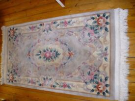 Chinese Rug - traditional pattern