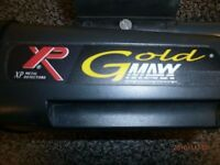X P GOLD GREAT METAL DETECTOR NO HEAD PHONES GOOD WORKING ORDER