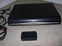 SKY+ HD WiFi (RF2 for second box/skyeye) 500gb upgrade/replace faulty box. Original SKY remote