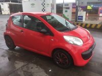 Citroen C1 1.0 Vibe 2006 £20 a year road tax