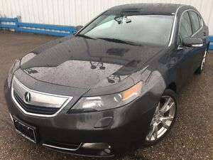 2013 Acura TL Elite Package AWD *NAVIGATION*