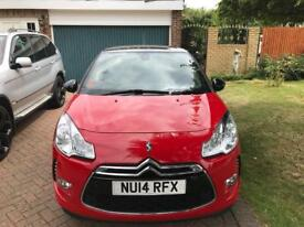 2014 Citroen ds3D Style+eco hdi with only 44000 miles free road tax
