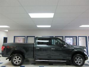 2015 Ford F-150 XTR PACKAGE V-8 5.0 LITRES COYOTE 39800 KM !