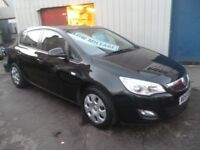 Great looking Vauxhall ASTRA Exclusiv 98,5 door hatchback,FSH,runs and drives very well,only 40,000
