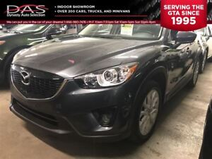 2014 Mazda CX-5 GT AWD NAVIGATION/LEATHER/SUNROOF