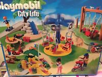 Playmobil swing park