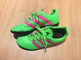 Boys' Adidas Ace Football Boots size 4